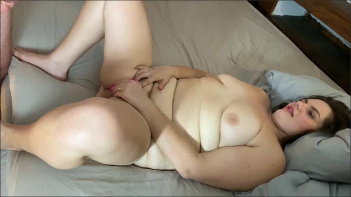 [WQHD] Hot Bbw Masturbates For Me So I Cum All Over Her Pussy - Dirty Desire - - 00:10:10   Masturbate, Toys - 230,8 MB