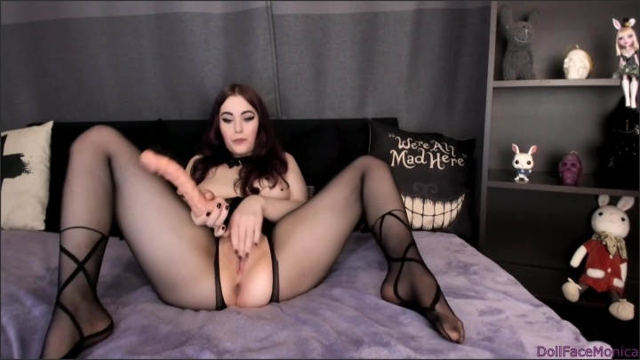 [Full HD] Submissive Homewrecker Holewrecker Hardcore Big Painful Buttplug Fucking - DollFaceMonica - - 00:17:03   Teen, Anal - 466 MB