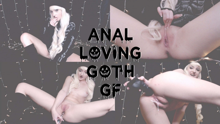 Dolly Mattel Anal Loving Goth Gf