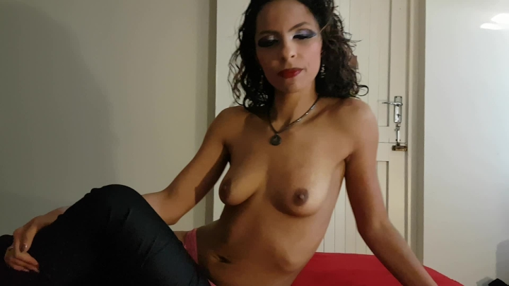 Dominika Jewels Cuckold Hubby Waits Home Roleplay
