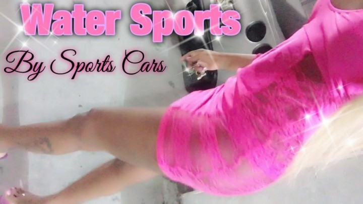 Donna Raynes Water Sports By Sports Cars