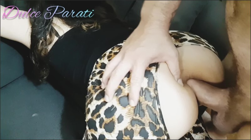 [] Fucking My Oiled Pussy And Gaping My Ass Doggystyle With His Big Cuban Dick  - Dulce Parati - -00:09:14 | Hardcore, Anal Gaping Milf - 497,2 MB