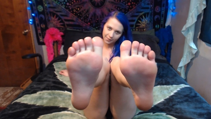 Easygoing High Heels And Toe Sucking Pt 2