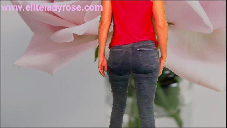 [Full HD] Ass In Jeans - Eliteladyrose - -00:10:09   Big Butt, Verified Amateurs - 273,1 MB