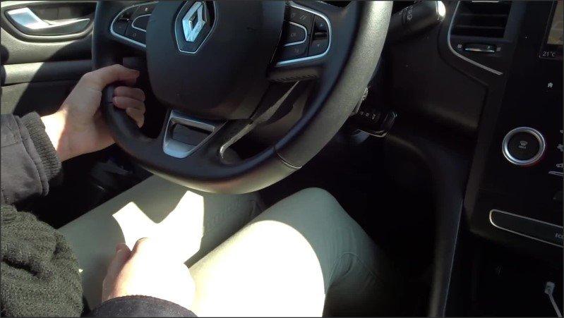 [Full HD] Pedalpumping In White Socks - Eliteladyrose - -00:18:28   Car, Riding, Solo Female - 450,7 MB