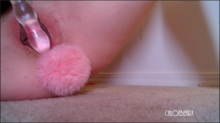 [Full HD] Bunny Tease And Stripshow - Elizabeth Skylar - - 00:13:01 | Teenager, Masturbate - 152,4 MB