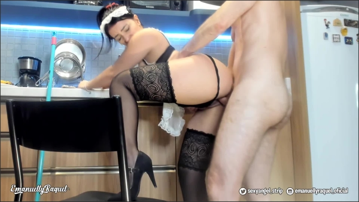 [Full HD] Emanuelly Raquel Latin Housekeper Big Booty Sex With The Boss - Emanuelly Raquel -  - 00:13:27 | Teenager, Fetish - 279,2 MB