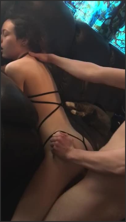[HD] Sexy Amateur Fucked Hardcore In Crotchless Lingerie - Emerald Ethereal - - 00:10:37 | Fan Lingerie, Sexy - 57 MB