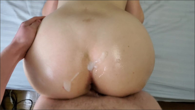 [WQHD] Creamy Fuck And Multiple Ruined Cumshots For Oiled Up Teen Girlfriend - Emma Abigail - -00:16:06 | Continue After Cum, Creamy Pussy, Ruined - 448,9 MB