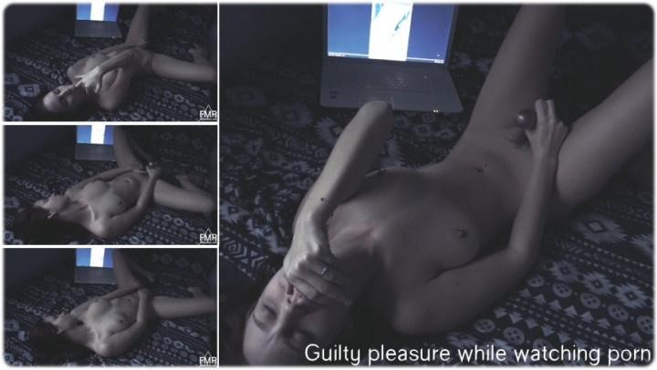 Ephemere Cam Guilty Pleasure While Watching Porn