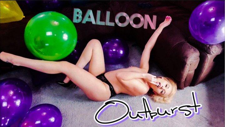 [Full HD] Epiphany Jones Balloon Popping Fetish In Hd - Epiphany Jones - ManyVids - 00:14:12 | British, Femdom, Fetish - 2,3 GB