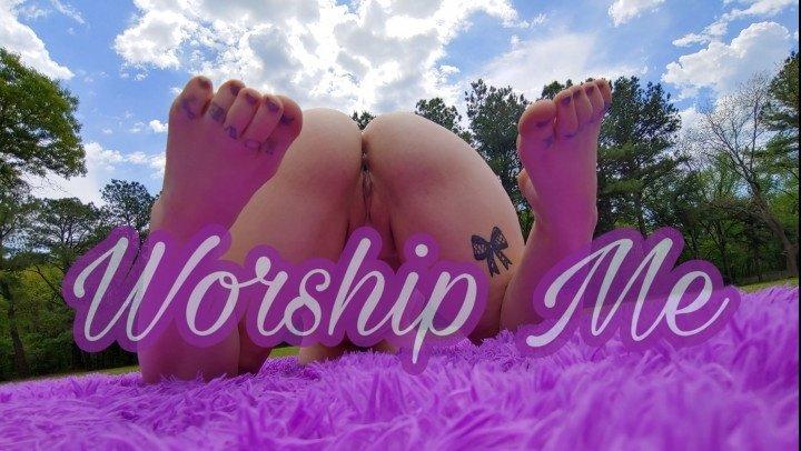 [4K Ultra HD] Erisdionysus Worship Me - ErisDionysus - ManyVids - 00:09:01   Big Tits, Outdoors - 457,7 MB