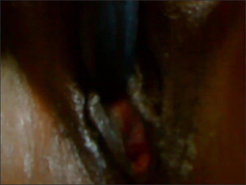 [Full HD] Tabletop Pussy Play  - Eva Godiva - -00:09:17 | Girl Masterbating, Creamy Black Pussy - 310,7 MB