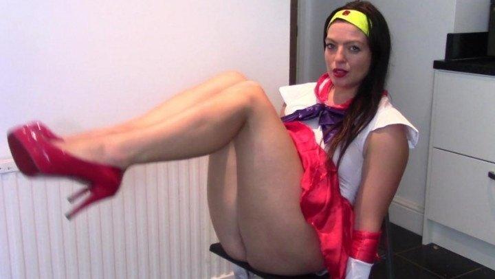 [Full HD] Evamarie88 Sailor Mars Fucks Shoe - Evamarie88 - ManyVids - 00:22:07   Shoe Fetish, Misused Shoes - 1 GB