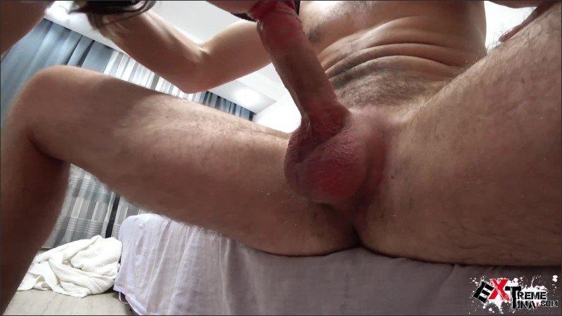 [WQHD] Brunette Deep Suck Big Cock And Cum In Mouth - ExtremeTinaX - -00:17:33   Deepthroat, Sucking - 476,9 MB