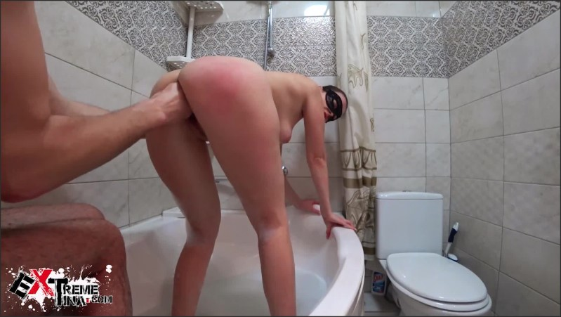 [Full HD] Hot Brunette Passionate Fisting And Anal Sex Cum Inside In The Bathroom - ExtremeTinaX - -00:09:25 | Big Cock, Ass Fuck, Pov - 184,4 MB
