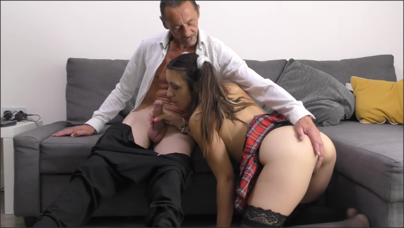 [Full HD] Sweet Teen Pussy Play  - EyeCandyOfficial - -00:18:46 | Queen Mona, British Schoolgirl - 450,6 MB