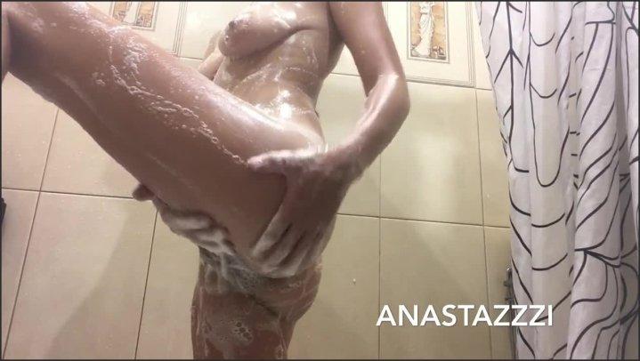 [HD] Big Wet Tits Want Hard Sex Who Will Help Me Wash - FALLEN ANGEL - - 00:07:55 | Masturbation, Verified Amateurs - 88,1 MB