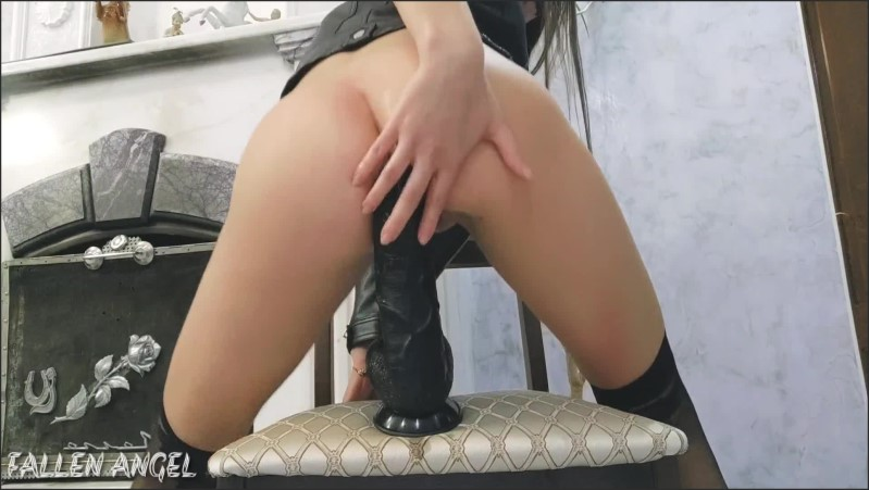 [Full HD] Anal Fuck With Bbc And Anal Gape - FALLEN-ANGEL - -00:14:00 | Big Tits, 60Fps - 396,6 MB