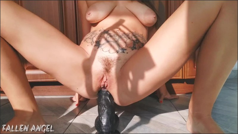 [Full HD] Bbc Stretches A Tight Anal Hole Into A Big Gaping And Best Anal Prolapse - FALLEN-ANGEL - -00:15:07 | Big Ass, Fingering - 431,6 MB