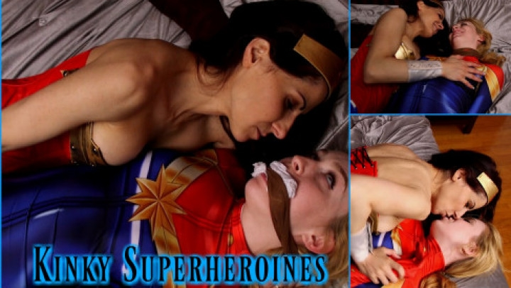Fetishland Studios Kinky Superheroines