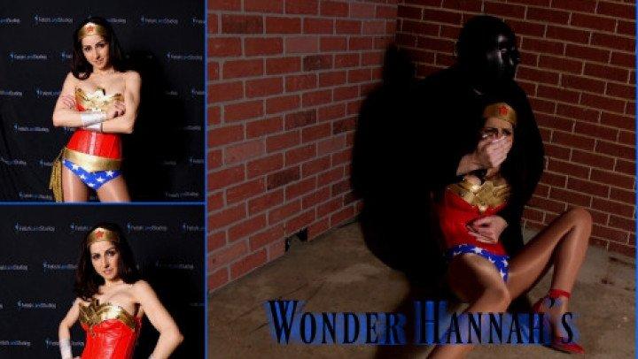 Fetishland Studios Wonder Hannahs Charity Photoshoot