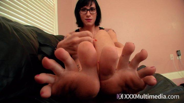 Fifi Foxx Feet Joi Foot Fetish Soles Toes