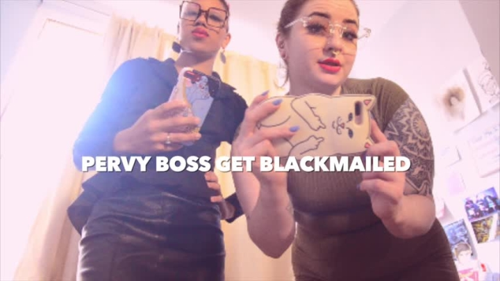 [HD] Freshie Juice Blackmail My Perv Boss W Jessa Jordan - Freshie Juice - ManyVids - 00:09:36 | Joi, Office Domination - 839,5 MB