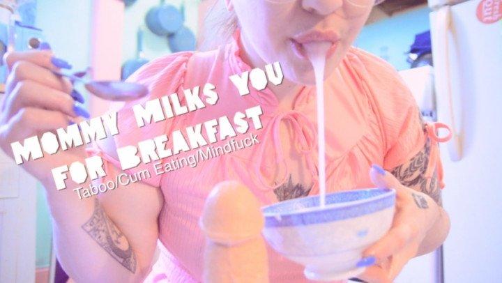 [HD] Freshie Juice Mommy Milks You For Breakfast - Freshie Juice - ManyVids - 00:09:14 | Ruined Orgasms, Femdom - 833,6 MB