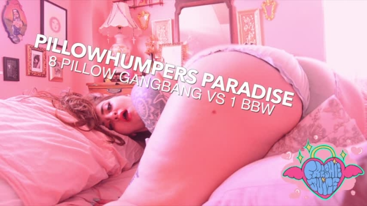 [HD] Freshie Juice Pillow Humpers Paradise 8 Vs 1 - Freshie Juice - ManyVids - 00:06:06 | Pillow Humping, Pawg - 561,2 MB