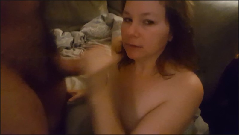 [Full HD] Blow Job And Hand Job End In Cum Swallowing Facial - Funcpl99 - -00:06:24 | Swallow, Amateur Couple - 202,1 MB