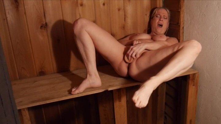 Gartersex Mommy Sauna Fuck Son Screaming Orgasm