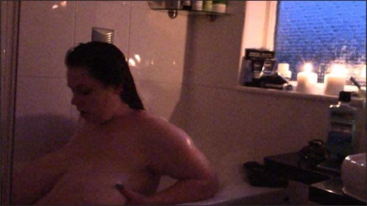[Full HD] Georginagee Sensual Bath - GeorginaGee - ManyVids - 00:05:00 | Size - 821,7 MB