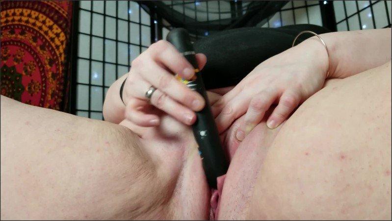 [Full HD] Desperate To Cum Horny Bbw Slut Gets Her Orgasm Ruined  - GidgetX - -00:07:53 | Cumslut, Horny, Goth - 307,8 MB