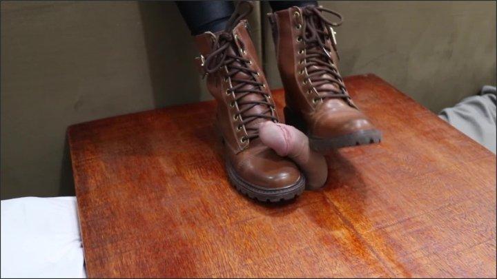 [Full HD] Goddess Jmacc Goddess Jmacc Under My Boots Your Dick Is Nothing - Goddess JMACC -  - 00:13:22   Foot Domination, Verified Amateurs - 230,6 MB