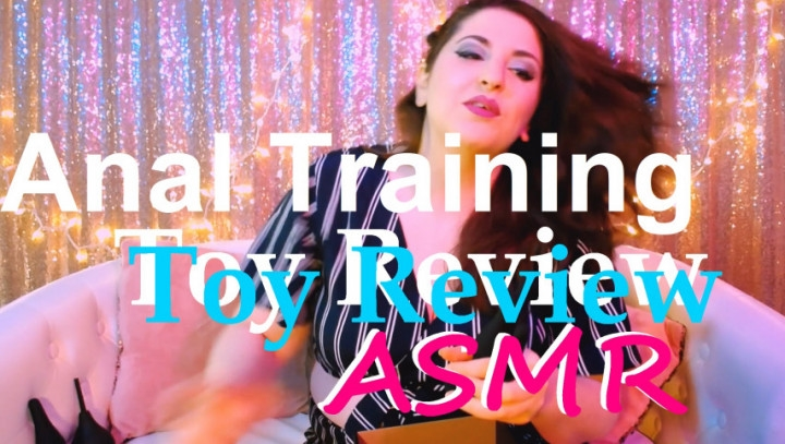 [Full HD] Goddess Joules Opia Anal Training Toy Review Asmr - Goddess Joules Opia - ManyVids - 00:09:24   Reviews, Asmr, Anal - 476,4 MB