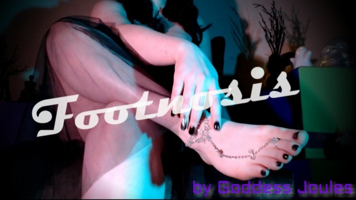 [HD] Goddess Joules Opia Footnosis - Goddess Joules Opia - ManyVids - 00:24:14 | Foot Domination, Mind Fuck - 1023,6 MB