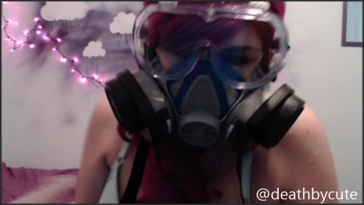 [SD] Goddess Joules Opia Gas Mask Day 4 - Goddess Joules Opia - ManyVids - 00:04:33 | Bbw Domination, Joi, Smell Fetish - 77,4 MB