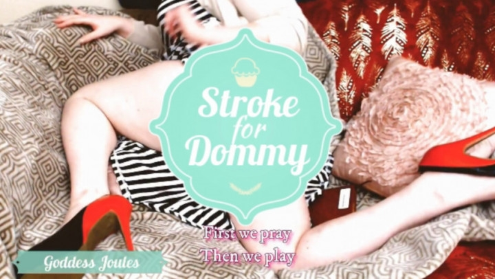 [Full HD] Goddess Joules Opia Stroke For Dommy - Goddess Joules Opia - ManyVids - 00:10:14 | Taboo, Joi, Religious - 980,1 MB