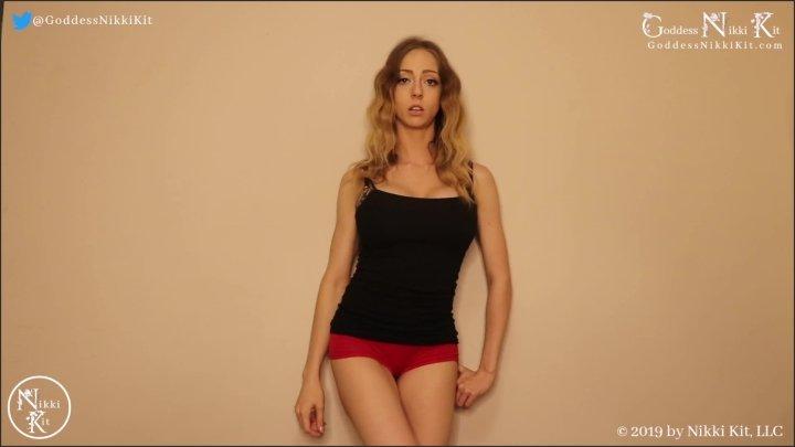 [Full HD] Lock Up Your Loser Dick For Me Femdom Goddess Nikki Kit - Goddess Nikki Kit - - 00:10:34 | Verified Amateurs, Chastity, Babe - 167,2 MB