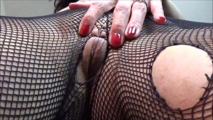 Goddessclaudia Fishnet Fingering