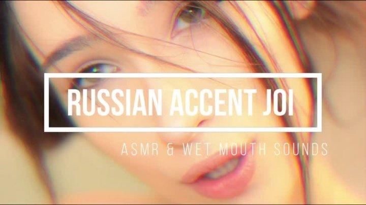 Goodgrl Cindy Russian Accent Joi Asmr Audio