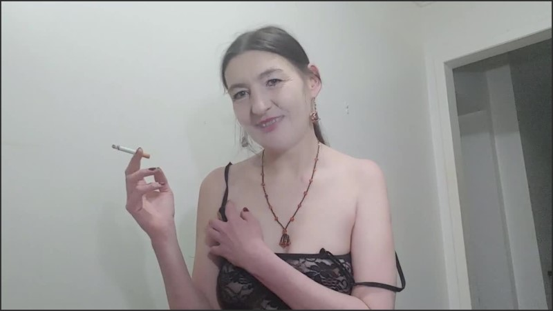 [HD] Inhale 02 Another Smoking Clip By Gypsy Dolores Some Striptease Included - Gypsy Dolores - -00:07:57 | Smile, Sexy Accent - 84,1 MB