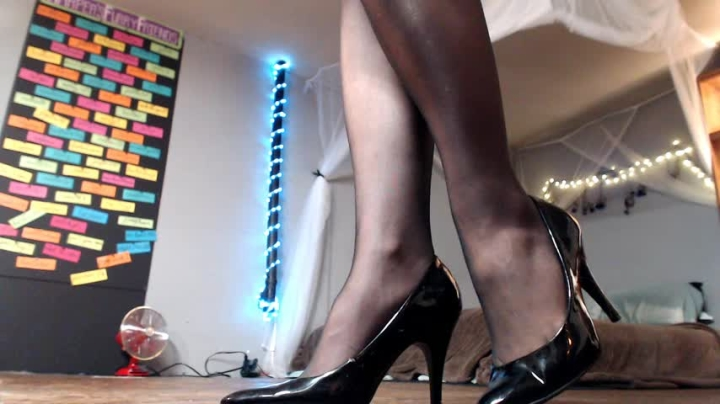 Harper The Fox High Heels Joi Custom For Perverts