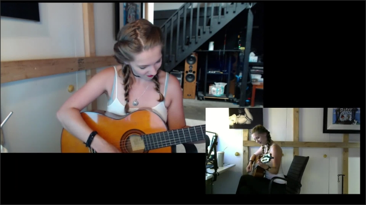 Harperthefox Big Rock Hard Cock Mountain Webcam Girl Original Song Harper The Fox