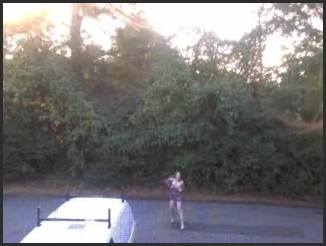 Harperthefox Sexygoofball Outdoor Naked Dance