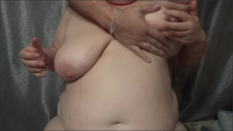 [Full HD] Big Tit Milf Medical Examination  - Helgafoxxy - -00:15:11 | Bbw, Breast Massage - 334,2 MB