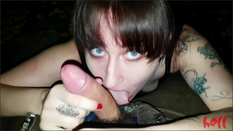 [Full HD] Girl From Tinder Sucked On The Bench In Park  - HellENXxOo - -00:07:03 | Outside, Tattooed Women - 218,8 MB