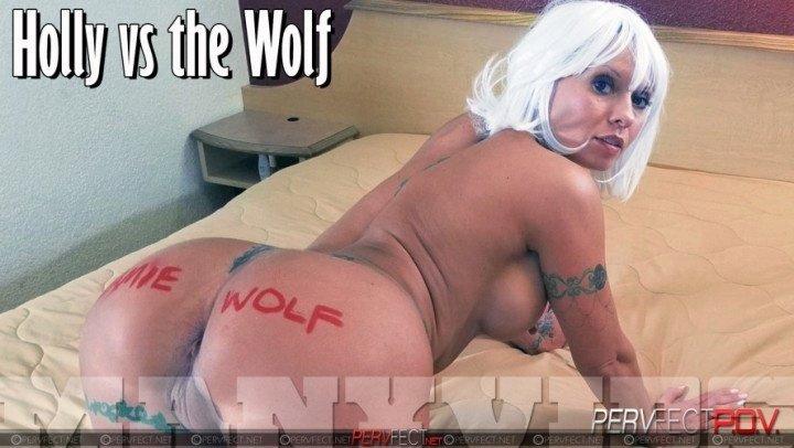 Hollyberryxxx Holly Vs The Wolf