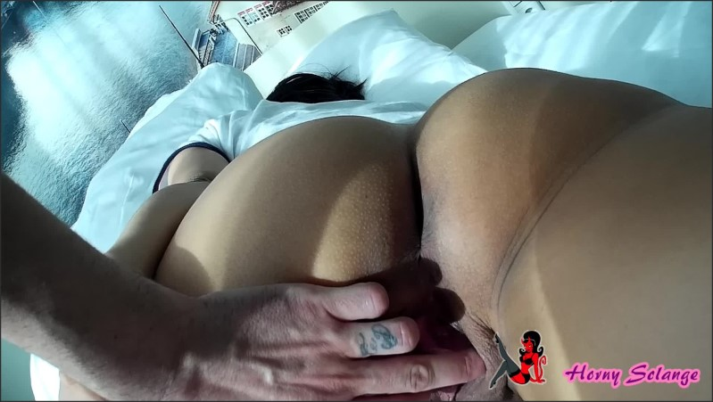 [Full HD] Wake Up My Girlfriend And Fuck Her In Hotel Room Filled Her With Lot Of Cum  - Horny Solange - -00:17:50 | Latina, Sex, Fuck - 1,5 GB